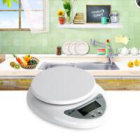 5kg 5000g/1g Digital Electronic Kitchen Food Diet Postal Scale Weight Balance X