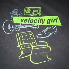 Velocity girl early 90s T-shirt
