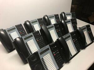Mitel 5212 IP telephones dual mode Rev C.17 black (LOT of 10)