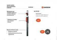 GARDENA MANICO TELESCOPICO COMBISYSTEM  210- 390 NEW Art.3721-20