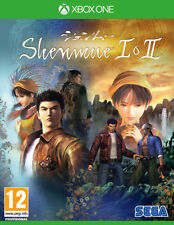 Shenmue I & II (Xbox One) BRAND NEW AND SEALED - IN STOCK - QUICK DISPATCH