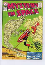 Mystery in Space #70 DC Pub 1961