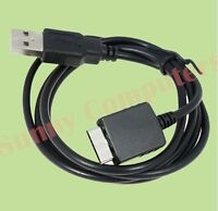 USB Data Sync Charger Cable For Sony MP3 MP4 Walkman S616 E438 E443 A828 A845 AU