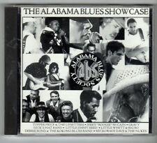 (GX905) The Alabama Blues Showcase, 11 tracks various artists - Rare CD