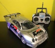 🏎️ SAICON 1/14 Mercedes CLK-GTR Remote Control Car 🏎️