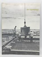 1968 SUMMER THE HIGHWAYMAN Wyoming Highway Department Magazine Travel Brochure