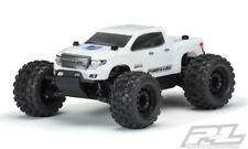 Pro-Line PRO-MT 4x4 Bash Armor Pre-Cut 1/10 Monster Truck Body (White)