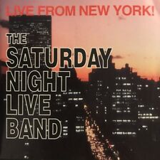 Live from New York! * by The Saturday Night Live Band (CD, Pro Jazz Records)