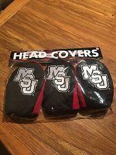 Triple Pack Golf Head Covers ~ Mississippi State ~NIP