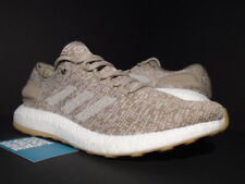 ADIDAS PURE BOOST TRACE KHAKI BEIGE WHITE CLEAR BROWN GUM ULTRA PK S81992 10