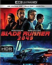 Blade Runner 2049 4K Ultra Hd Blu-ray Digital 2-Disc Set w/ Slipcover New Sealed