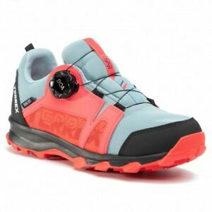 Kids Hiking Trainers Adidas terrex agravic boa r.rdy girls Outdoor Walking Shoes