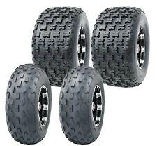 Set 4 Wanda Atv Tires 19X7-8 19x7x8 & 22X10-10 22X10X10 4Pr