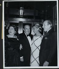 Phyllis Wagner, Robert Wagner ORIGINAL PHOTO HOLLYWOOD Candid