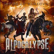 Weird Al Yankovic - Alpocalypse, Brand New Not Sealed