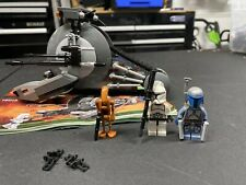 Lego Star Wars Corporate Alliance Tank Droid Set 75015 Complete w/ manual