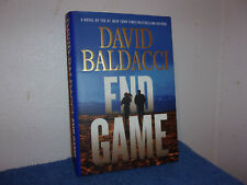 Will Robie: End Game 5 by David Baldacci (2017, Hardcover)