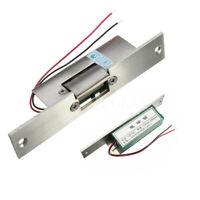 Fail Safe Electric Strike Lock NC Narrow-type Door Gate For Access  J F