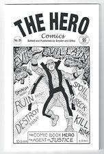 Steve Ditko comics ...Hero #23, #26, Ditko #24, Murder #22 ...Free shipping