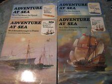Adventure at Sea - Treasurer Seekers/Breakthrough Power/Sea Raiders/Quest Speed