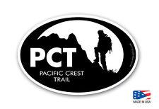 Pacific Crest Trail Hiking Sticker