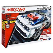 MECCANO Race Car Construction Set - Engineering & Robotics - 6040348 18207
