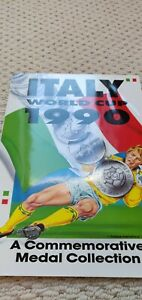 Italy World Cup 1990 Commemorative Medal Collection