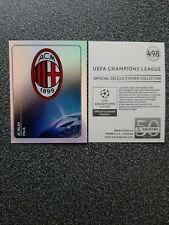 PANINI CHAMPIONS LEAGUE 2011/12 NR. 498 BADGE AC MILAN