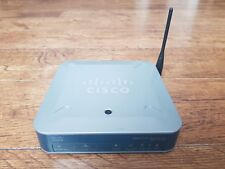 Cisco SRP 527W 300 Mbps 10/100 Wireless N Router (SRP527W-K9-G5) NO Power Supply