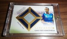 2016 Futera UNIQUE Soccer Thierry Henry KITCARD JERSEY+BALL PATCH /32 FRANCE