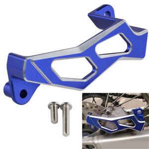 CNC Aluminum Rear Brake Caliper Guard For Yamaha YZ125 YZ250 YZF250 YZF450 WR250