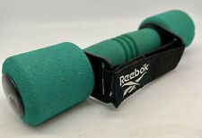 Reebok Dumbbell With Strap - 500 Gram - 0.5kg - Preowned - Excercise Fitness