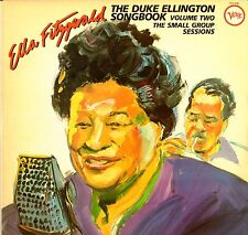 ELLA FITZGERALD DUKE ELLINGTON Songbook Two 1981 (Vinile+Cover= M) 2 LP GATEFOLD