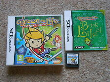 DRAWN TO LIFE , THE NEXT CHAPTER  * NINTENDO GAME DS / DS LITE / DSi  GENUINE