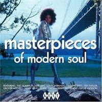 MASTERPIECES OF MODERN SOUL VOLUME 1 Various NEW & SEALED CD (KENT) NORTHERN R&B