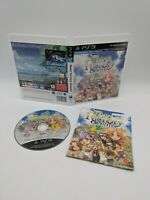 RUNE FACTORY OCEANS SONY PLAYSTATION 3 PS3 GAME WITH MANUAL OFFICIAL UK PAL