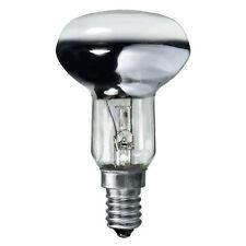 E14 R50 40W spot reflector light bulb 230V incandescent filament