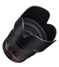 Samyang 50mm F1.4 Lens for Canon EF DSLR Cameras - Model SY50M-C