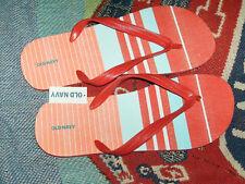 """Old Navy Mens Beach Sandal Flip Flops Sz12-13 NWT Nice Nice """"LOOK"""""""