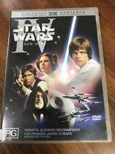 Star Wars Episode IV: A New Hope DVD