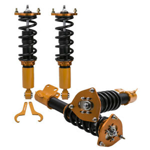 Pair Rear Shock Strut w//Spring For Subaru Outback 2005 2006 2007 2008 2009 BuyAutoParts 75-836192C New