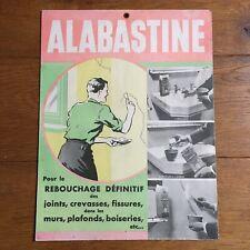 Antique Carton Advertising Alabastine Joint Plv DIY