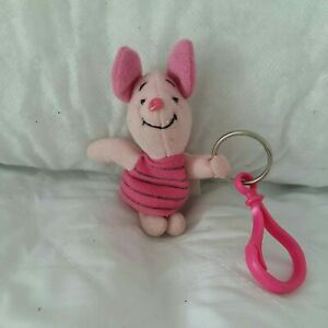 Winnie The Pooh Piglet Keyring