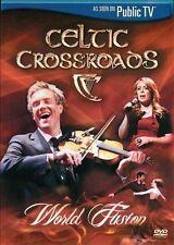 USED (VG) Celtic Crossroads: World Fusion (2011) (DVD)