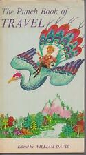TRAVEL , THE PUNCH BOOK OF TRAVEL pbl 1974 hc/dj