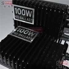 2X AC 12V Bi Xenon 100W HID ballast Replacement 100W xenon Ballast reactor light
