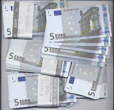 5 EURO PRIMO TIPO - ITALIA - FDS/UNC - MEGA LOTTO BANCONOTE PREZZO STRACCIATO