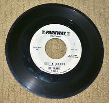 surf guitar 45 Valrays Get a Board Pee Wee garage doo wop Long Island NY 1963 dj