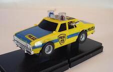 Slot Car Faller AMS Aurora AFX Nr. 5608 Polizeiauto Police gelb Nr.1 OVP #561