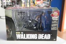 "Daryl Dixon con Chopper The Walking Dead Tv Serie 5, 5"" Action Figure"